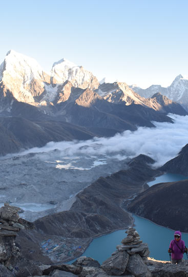 Everest Base Camp and Gokyo Lake via Cho la Pass