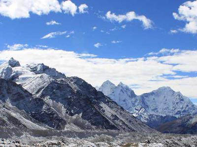 Everest Three Pass Trek