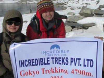 Gokyo And Renjo La Pass Trek