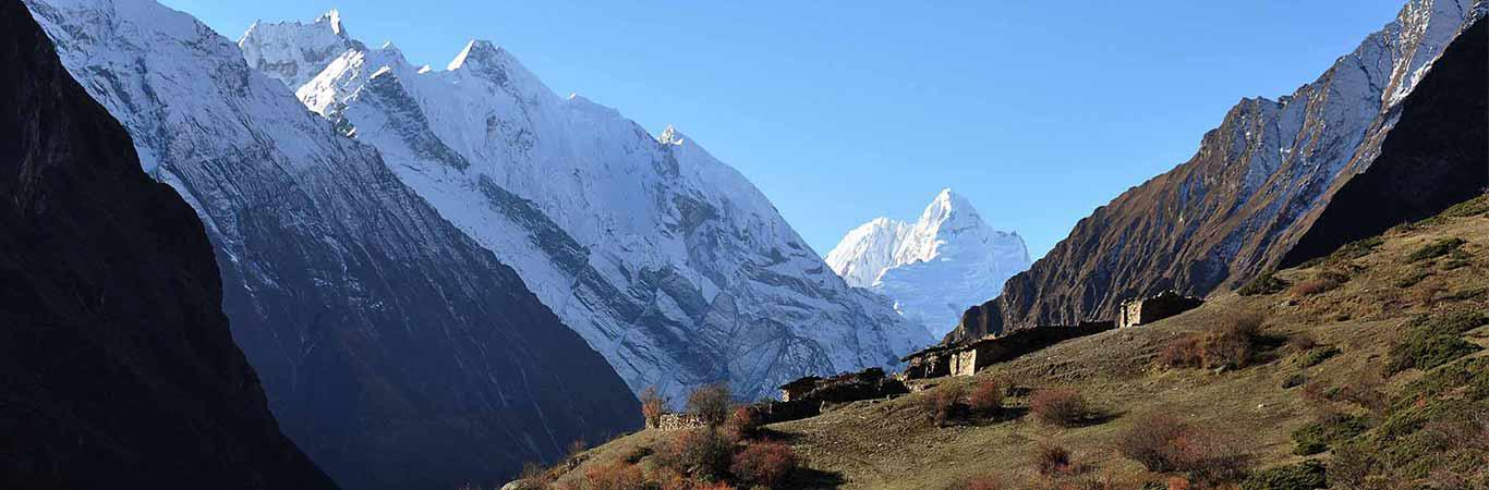 Tsum Valley and manaslu trekking